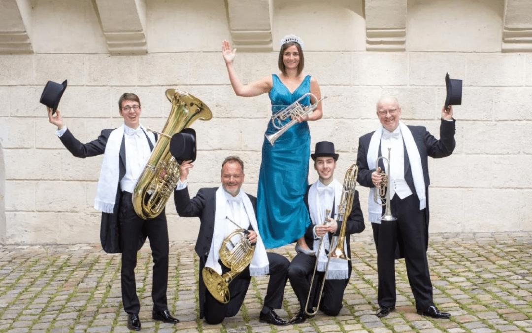 Open Air Abschlusskonzert Harmonic Brass Workshop
